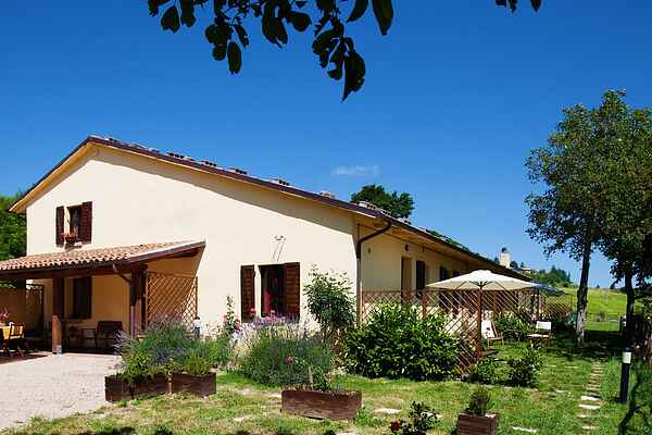 Farm house in Cagli