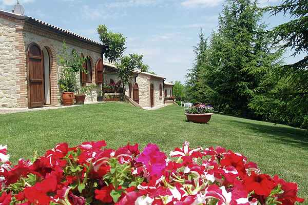 Holiday home in Montelparo