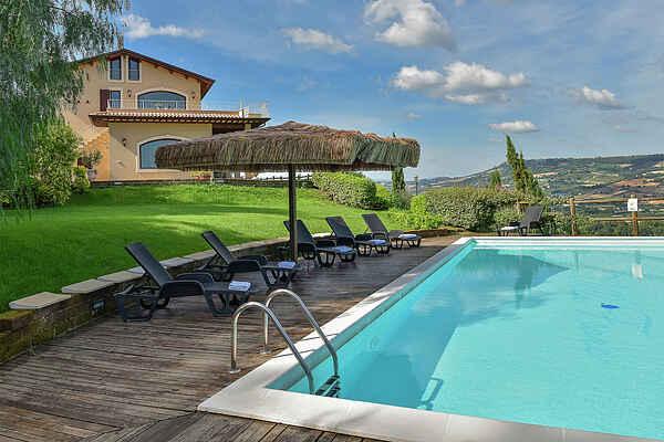 Villa in Campofilone