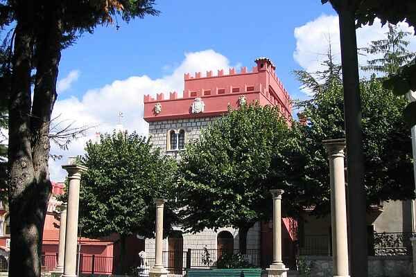 Slott  i Rosello