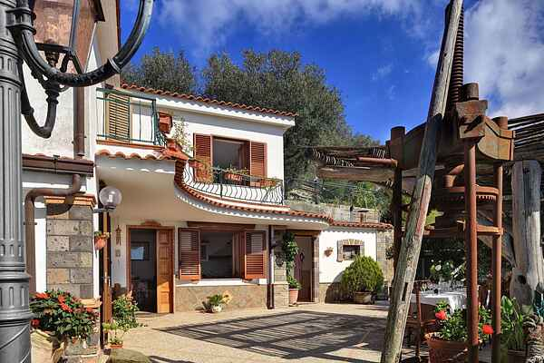 Holiday home in Massa Lubrense