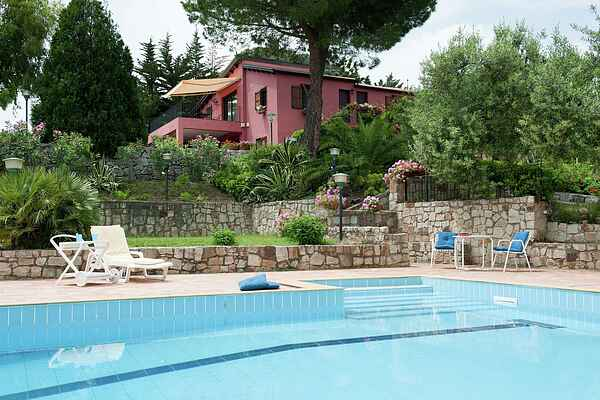 Casa de vacaciones en Collesano