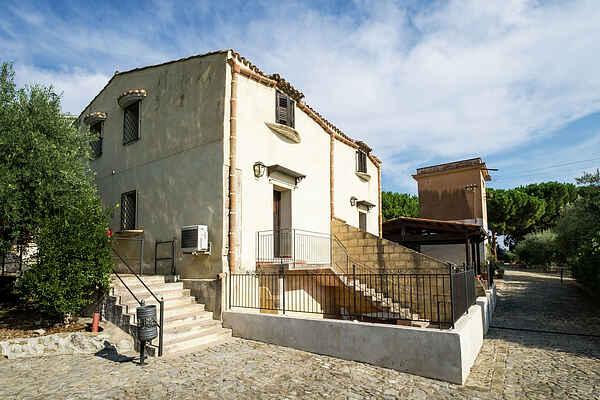 Sommerhus i Santa Flavia