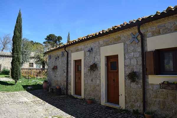 Sommerhus i Castellana Sicula