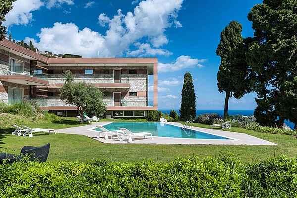 Holiday home in Taormina