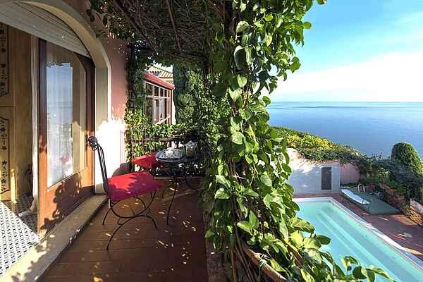 Villa in Taormina