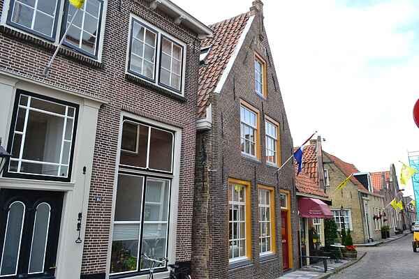 Vakantiehuis in Enkhuizen
