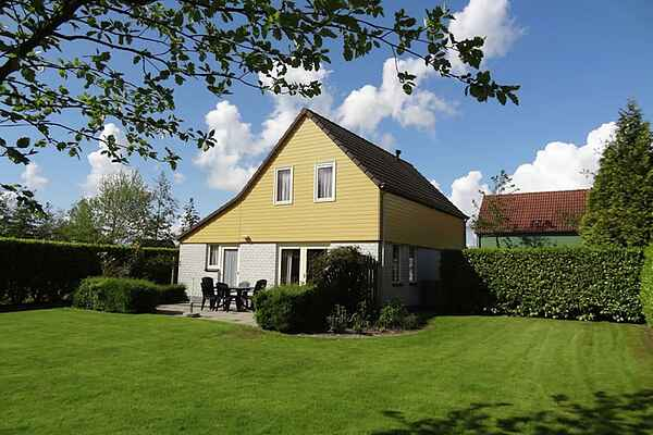 Semesterbostad i Sint Philipsland
