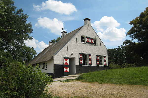 Farm house in Drimmelen