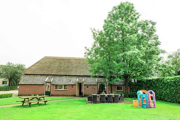 Farm house in Moergestel