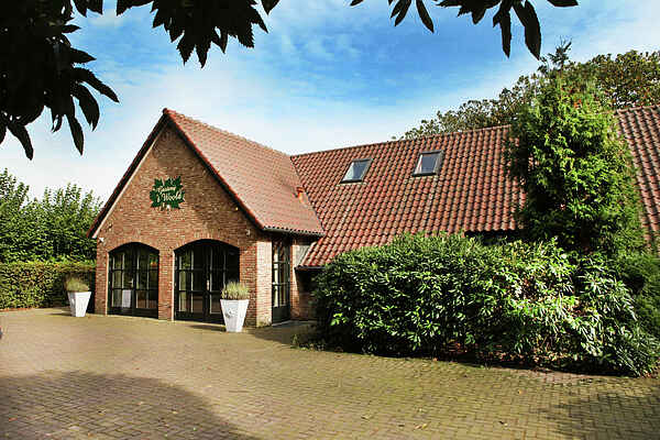 Manor house in Heusden Gem Asten