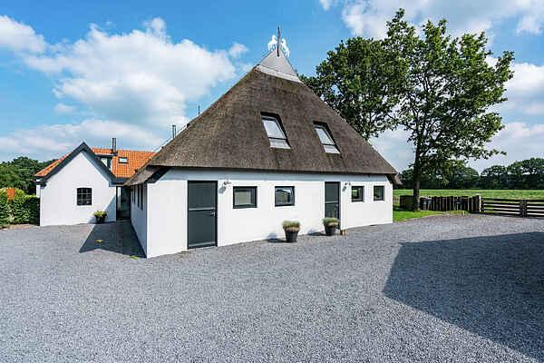 Gårdhus i Langedijke