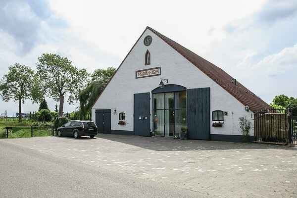 Bondgård i Zevenbergen