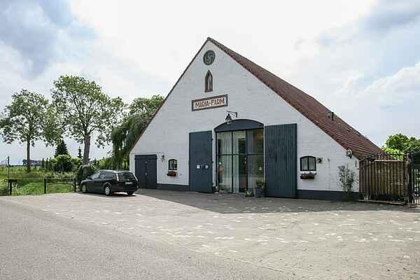 Gårdhus i Zevenbergen