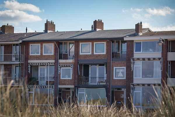 Apartment in Katwijk aan Zee