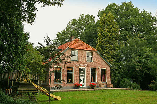 Farm house in Balkbrug