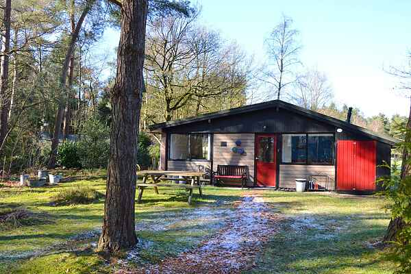 Holiday home in Giethmen