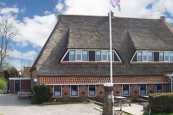 Bondgård i Holwerd