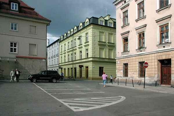 Apartment in Kazimierz
