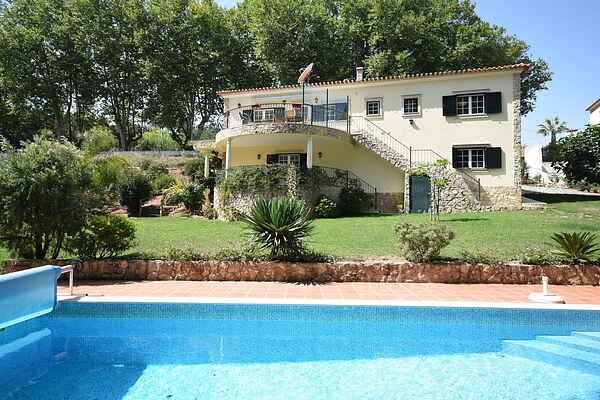 Villa i A dos Francos
