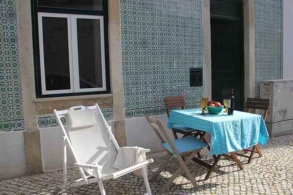 Ferielejlighed i Lisbon