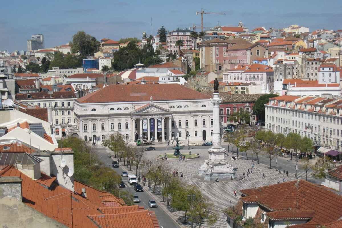 ferienwohnung in lisbon portugal. Black Bedroom Furniture Sets. Home Design Ideas
