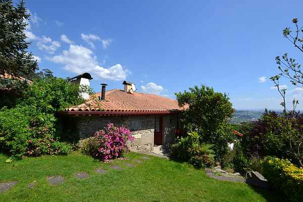 Ferienhaus in Calvos