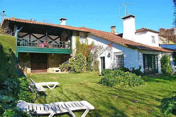 Cottage in Antepaço