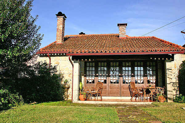 Cottage in Penas