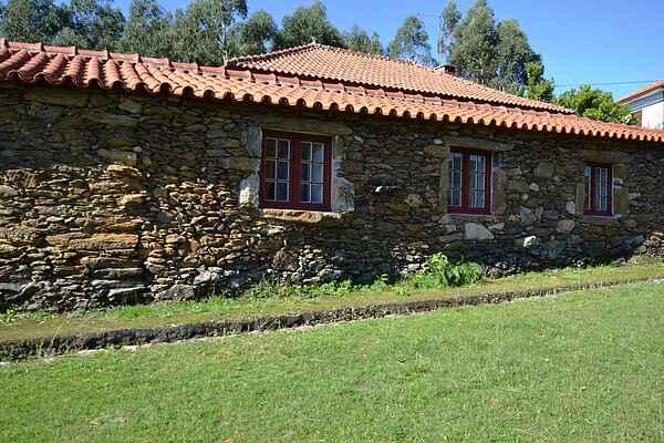 Casa de vacaciones en Cabração