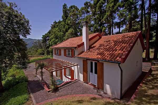Hytte i Santo António Da Serra