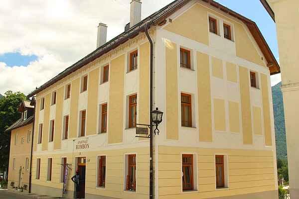 Apartment in Bovec