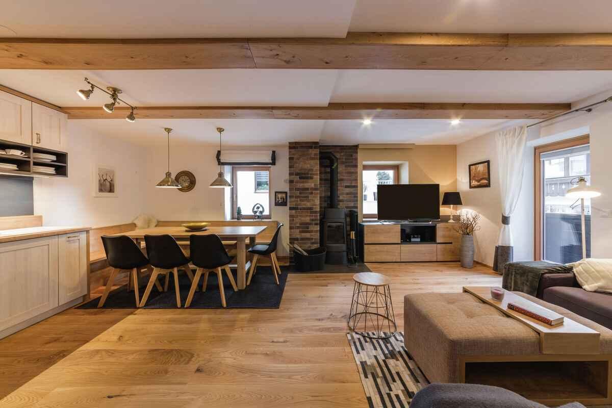 landhaus in mallnitz sterreich. Black Bedroom Furniture Sets. Home Design Ideas