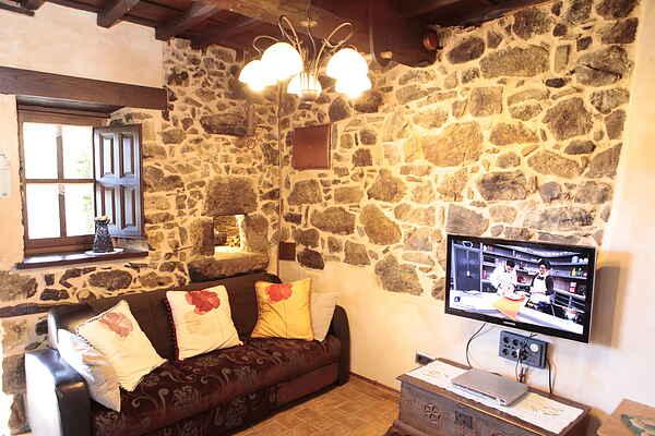 Ferienhaus in Villaviciosa