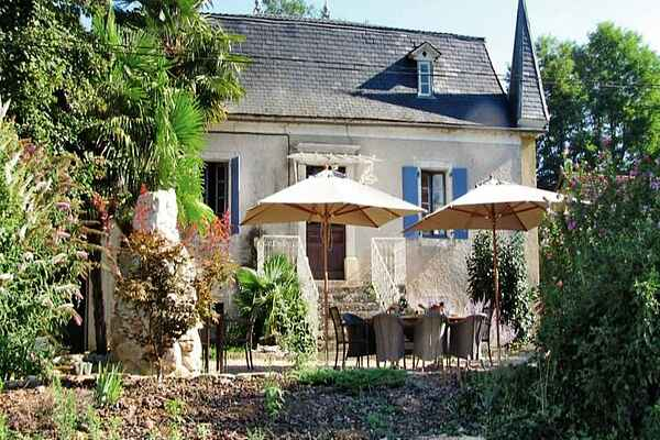 Sommerhus i Saint-Géry