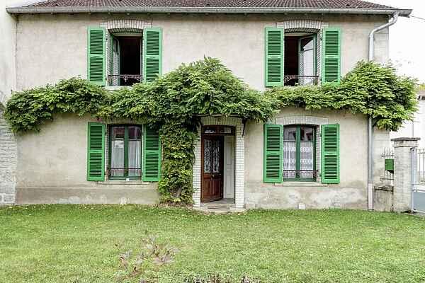 Holiday home in Fretigney-et-Velloreille