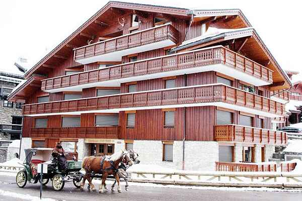 Apartment in Courchevel