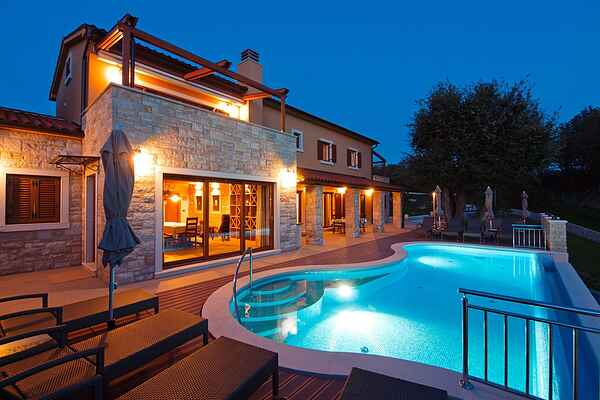 Villa in Labin