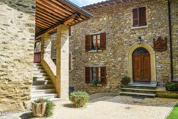 Casa de vacaciones en Trevine