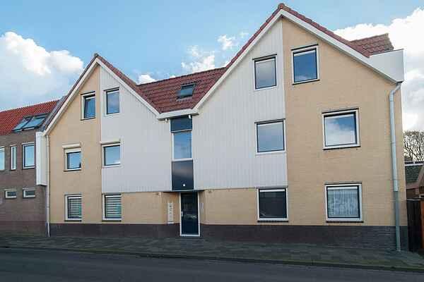 Apartment in Egmond aan Zee