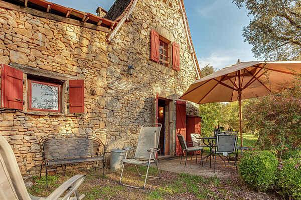 Casa de vacaciones en Saint-Cirq-Souillaguet