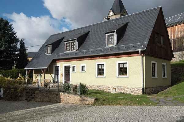 Apartment in Unterwürschnitz