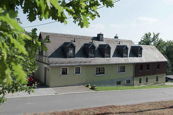Ferienwohnung in Unterwürschnitz