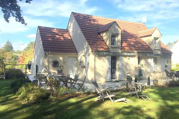 Holiday home in Ingrannes