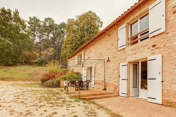 Holiday home in Loubejac