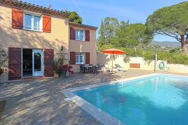 Holiday home in Bormes-les-Mimosas