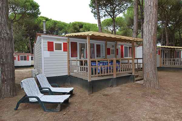 Mobile home in Lido di Spina