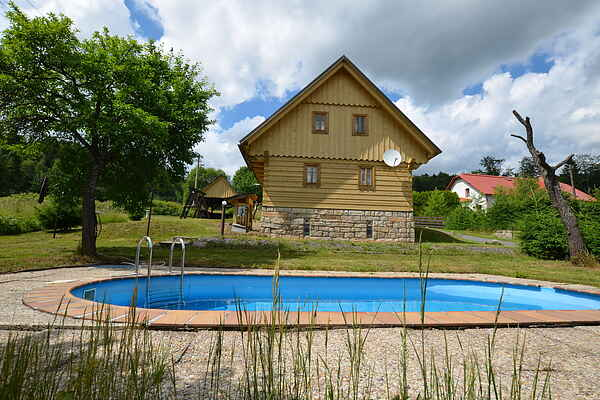 Holiday home in Velké Hamry
