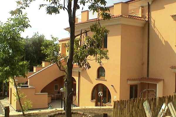 Manor house in Sorrento