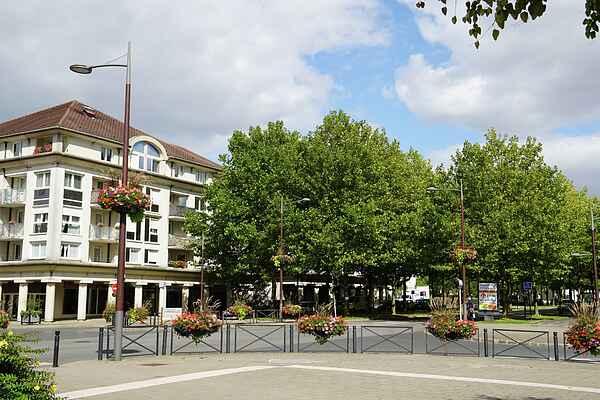 Apartment in Conches-sur-Gondoire